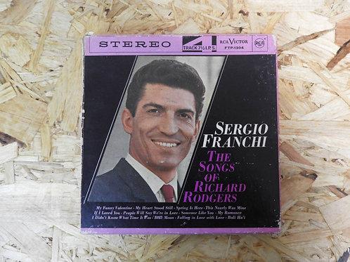 <再生確認済み>「 THE SONGS OF RICHARD RODGERS / SERGIO FRANCHI 」 オープンリール 7号 ミュージック テープ