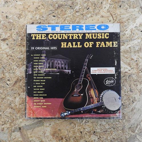 <再生確認済み>「 THE COUNTRY MUSIC HALL OF FAME / V.A 」 オープンリール 7号 ミュージック テープ
