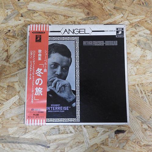 <再生確認済み>「 シューベルト:歌曲集〈冬の旅〉/ ディートリッヒ・フィッシャー=ディースカウ 」 オープンリール 7号 テープ