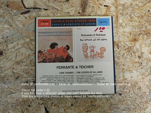 CONCERT FOR LOVERS OF ALL AGES / FERRANTE & TEICHER