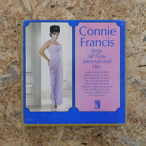 <再生確認済み>「 ALL TIME INTERNATIONAL FAVORITES / CONNIE FRANCIS 」 オープンリール 7号 ミュージック