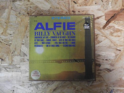 <再生確認済み>「 ALFIE / BILLY VAUGHN 」 オープンリール 7号 ミュージック テープ
