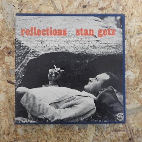 <再生確認済み>「 REFLECTIONS / STAN GETZ 」 スタン ・ ゲッツ オープンリール 7号 ミュージック テープ