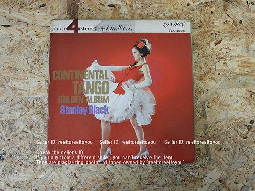 コンチネンタル・タンゴ・ゴールデン・アルバム / スタンリー ブラック