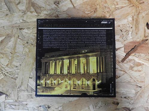 <再生確認済み>「 SAN FRANCISCO OPERA GALA / V.A. 」 オープンリール 7号 ミュージック テープ 2枚組 BOX