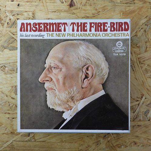 <再生確認済み>「 バレエ音楽〈火の鳥〉全曲 / ストラヴィンスキー 」 オープンリール 7号 ミュージック テープ