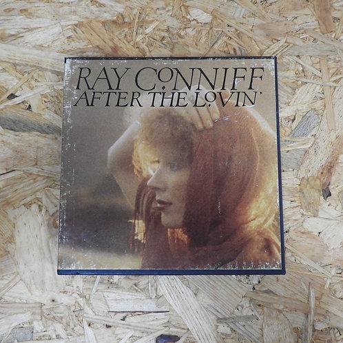 <再生確認済み>「 AFTER THE LOVIN' / RAY CONNIFF 」 オープンリール 7号 ミュージック テープ