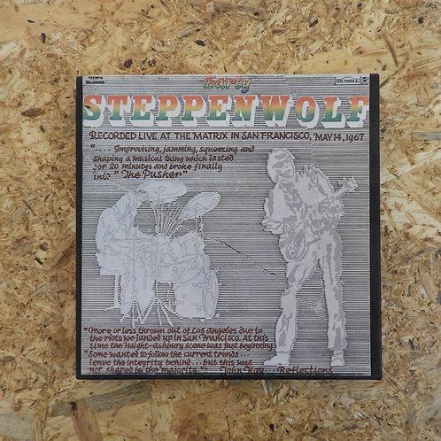 <再生確認済み>「 EARLY STEPPENWOLF 」 オープンリール 7号 ミュージック テープ