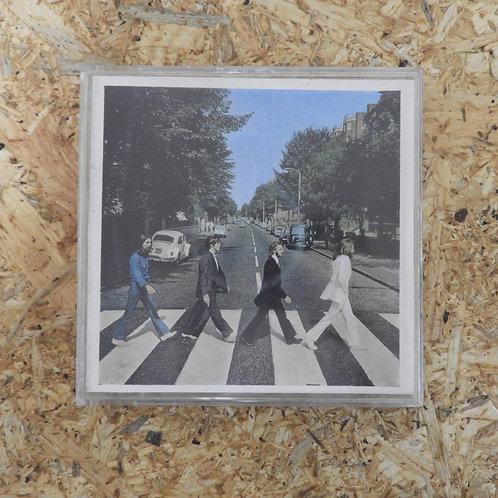 <再生確認済み>「 ABBEY ROAD / THE BEATLES 」 ビートルズ オープンリール 5号 ミュージック テープ