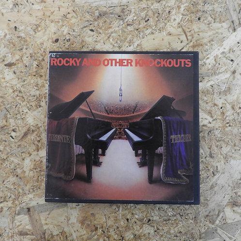 <再生確認済み>「 ROCKY AND OTHER KNOCKOUTS / Ferrnte & Teicher 」 オープンリール 7号 ミュージック テープ