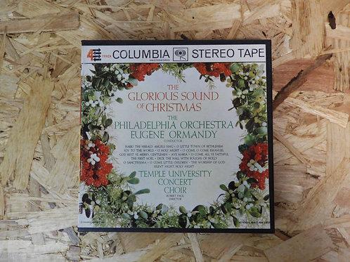 <再生確認済み>「 THE GLORIOUS SOUND OF CHRISTMAS / THE PHILADELPHIA ORCHESTRA 」 オープンリール