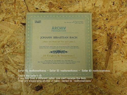 J.S. バッハ : カンタータ 心と口と行いと生活をもって BWV-147