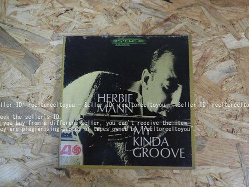 MY KINDA GROOVE / HERBIE MANN