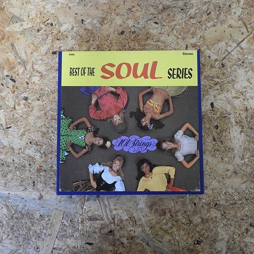 <再生確認済み>「 101 STRINGS PLAY BEST OF THE SOUL SERIES 」 オープンリール 7号 ミュージック テープ
