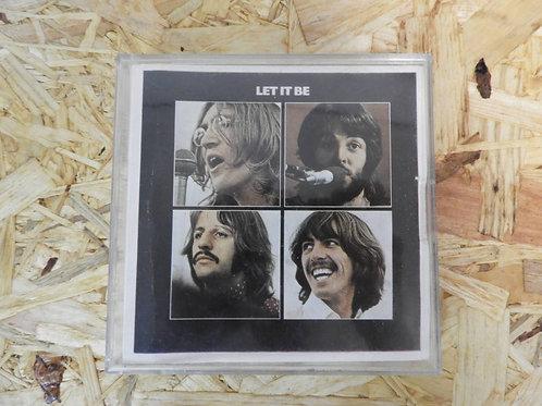 <再生確認済み>「 THE BEATLES / LET IT BE 」 ビートルズ オープンリール 5号 ミュージック テープ