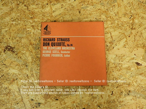 R. STRAUSS : DON QUIXOTE / GEORGE SZELL