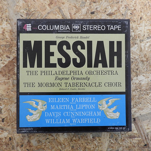 <再生確認済み>「 HANDEL:MESSIAH / EUGENE ORMANDY THE PHILADELPHIA ORCHESTRA 」 オープンリール 7
