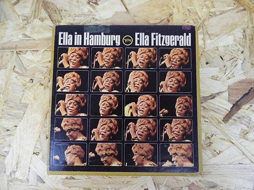 <再生確認済み>「 FITZGERALD AT HAMBURG / ELLA FITZGERALD 」 オープンリール 7号 ミュージック テープ
