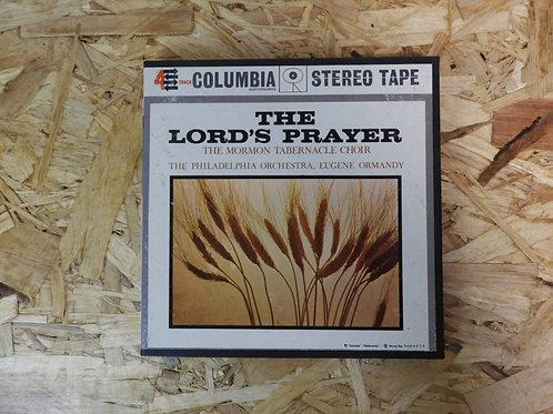 <再生確認済み>「 THE LORD'S PRAYER / THE MORMON TABERNACLE CHOIR 」 オープンリール 7号 ミュージック テー