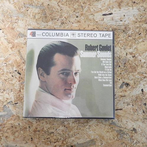 <未開封!>「 SUMMER SOUNDS / ROBERT GOULET 」 オープンリール 7号 ミュージック テープ