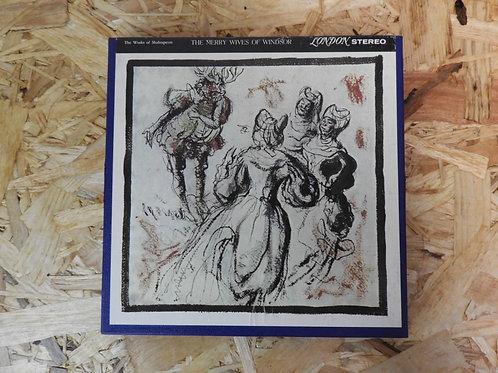 <再生確認済み>「 SHAKESPEARE:THE MERRY WIVIES OF WINDSOR 」 シェイクスピア ウィンザーの陽気な女房たち オープンリー