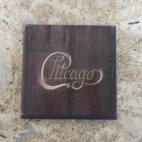 <再生確認済み>「 CHICAGO V 」 シカゴ オープンリール 7号 ミュージック テープ