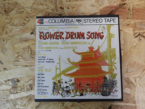 <再生確認済み>「 FLOWER DRUM SONG 」 オープンリール 7号 ミュージック テープ