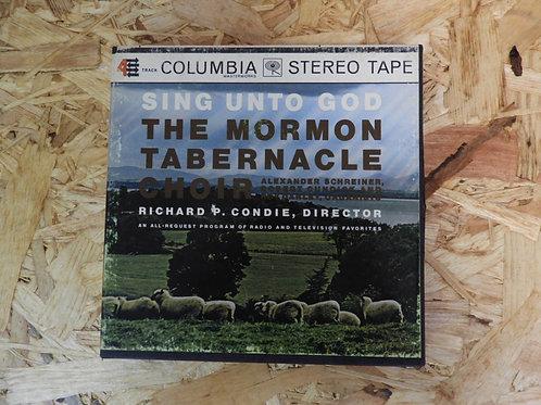<再生確認済み>「 SING UNTO GOD / THE MORMON TABERNACLE CHOIR : RICHARD P. CONDIE, DIREC