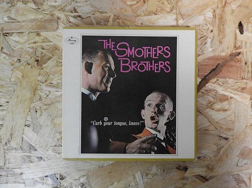 <再生確認済み>「 THE SMOTHERS BROTHERS / CURB YOUR TONGUE, KNAVE! 」 オープンリール 7号 ミュージック テ