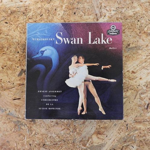 <再生確認済み>「 TCHAIKOVSKY / SWAN LAKE 」 チャイコフスキー オープンリール 7号 ミュージック テープ