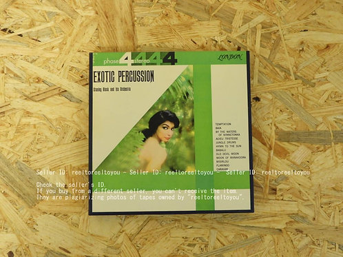 EXOTIC PERCUSSION / STANLEY BLACK
