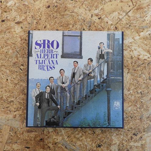 <再生確認済み>「 HERB ALPERT'S TIJUANA BRASS / S.R.O. 」 オープンリール 7号 ミュージック テープ