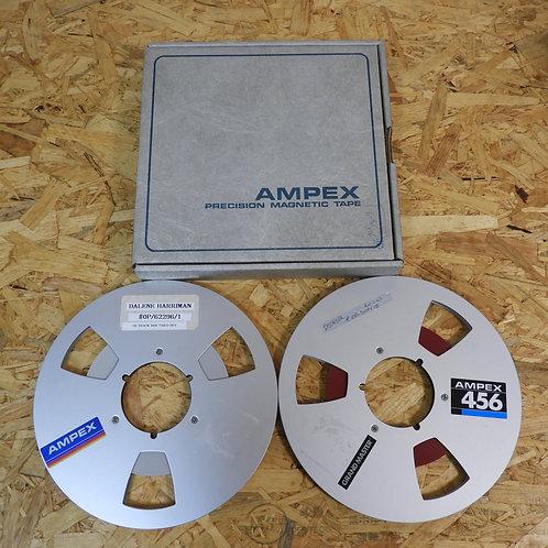 <状態未チェック> オープンリール テープ 10号 メタルリール 1/4インチ 2本セット! 405