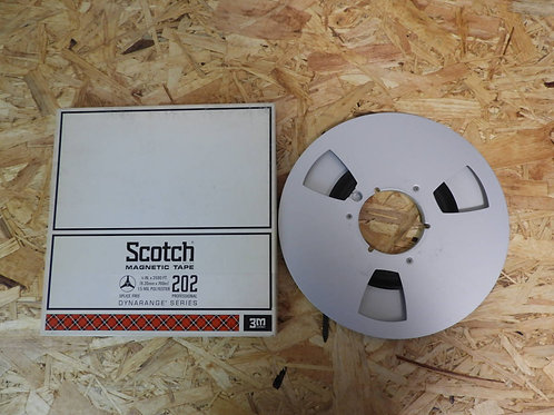 <動作未チェック> 10号 メタルリール オープンリール テープ