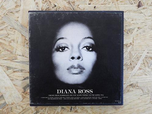 <再生確認済み>「 DIANA ROSS 」 オープンリール 7号 ミュージック テープ