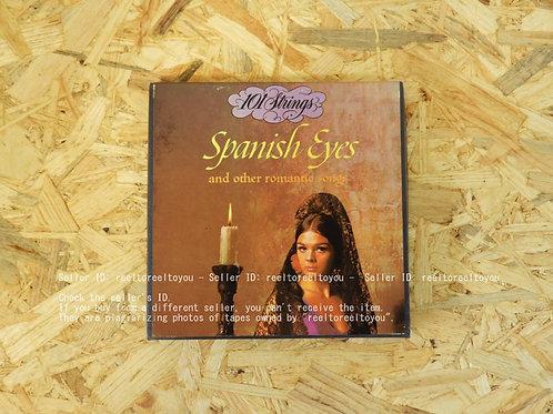 101 STRINGS PLAY SPANISH EYES