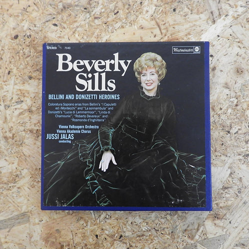 <再生確認済み>「 BEVERLY SILLS BELLINI AND DONIZETTI HEROINES / JUSSI JALAS 」 オープンリール 7