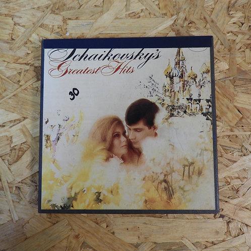 <再生確認済み>「 TCHAIKOVSKY 'S GREATEST HITS 」 オープンリール 7号 ミュージック テープ