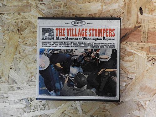 <再生確認済み>「 THE VILLAGE STOMPERS / MORE SOUNDS OF WASHINGTON SQUARE 」