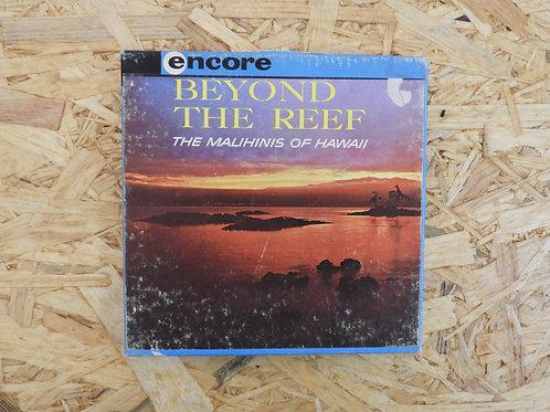 <再生確認済み>「 ENCORE / BEYOND THE REEF 」 オープンリール 7号 ミュージック テープ
