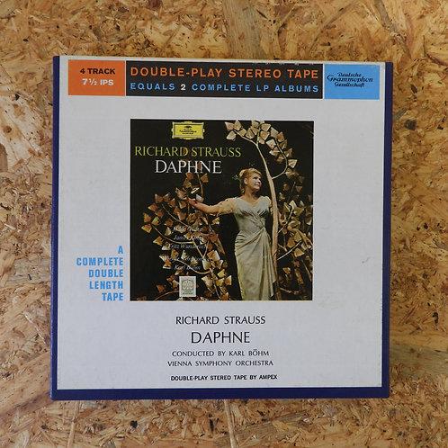 <再生確認済み>「 RICHARD STRAUSS DAPHNE 」 オープンリール 7号 ミュージック テープ