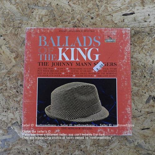 BALLADS OF THE KING - VOL.2 / JOHNNY MANN