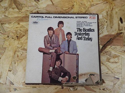 <再生確認済み>「 The Beatles / Yesterday And Today 」 ビートルズ オープンリール 7号 ミュージック テープ
