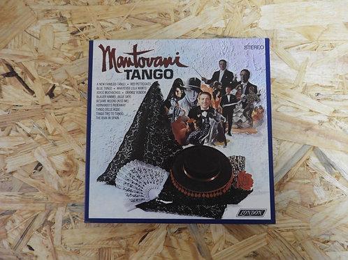 <再生確認済み>「 MANTOVANI / TANGO 」 マントヴァーニ オープンリール 7号 ミュージック テープ