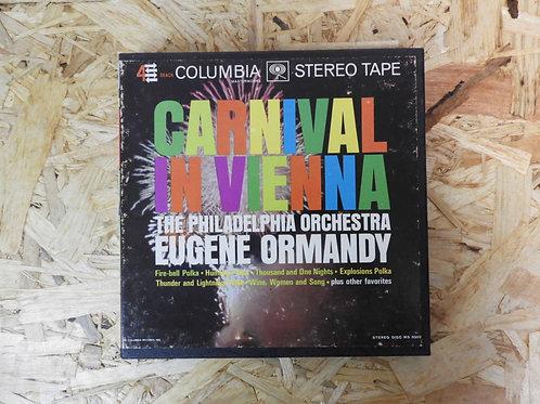 <再生確認済み>「 CARNIVAL IN VIENNA! / THE PHILADELPHIA ORCHESTRA : EUGENE ORMANDY 」