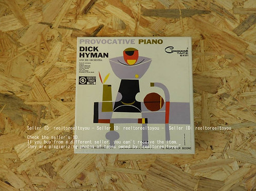 PROVOCATIVE PIANO / DICK HYMAN