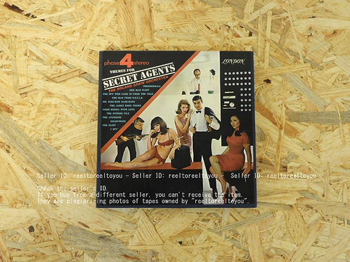 THEMES FOR SECRET AGENTS / ROLAND SHAW