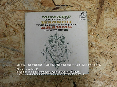 モーツァルト:五重奏曲 / ウィーン八重奏団員