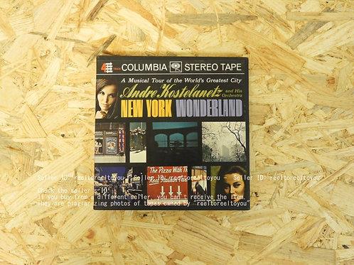 NEW YORK WONDERLAND / ANDRE KOSTELANETZ
