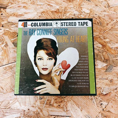 <再生確認済み>「 YOUNG AT HEART / RAY CONNIFF 」 オープンリール 7号 ミュージック テープ
